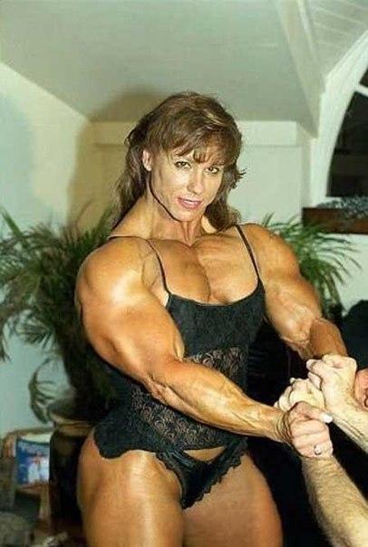 Самая мускулистая попа