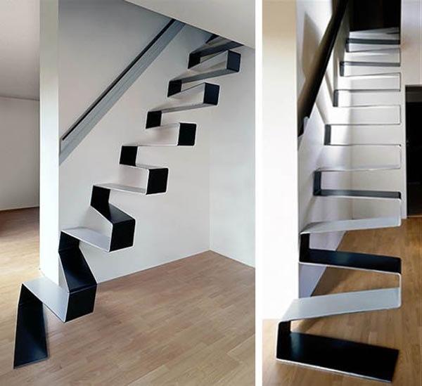 Необычные лестницы фото